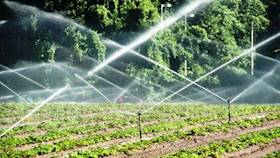 Sprinkler Irrigation: A Potential Micro-irrigation System for Increased Crop Production