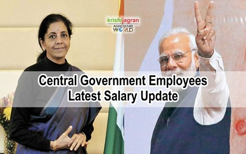 7th Pay Commission: Central Government Employees Latest Salary & DA Hike from This Month