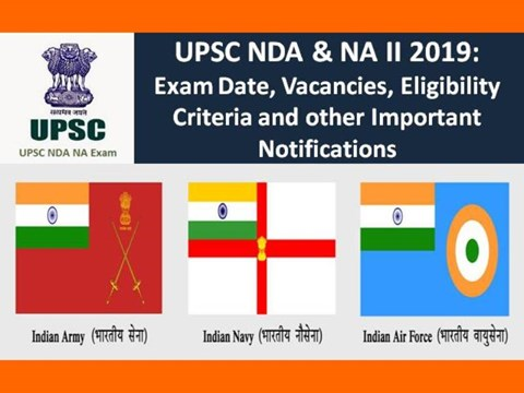 UPSC NDA-II 2019 Eligibility Criteria, Age Limit & Medical Standards; Read Important Advice for Aspirants