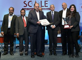 SLCM grabbed CII SCALE Awards 2017